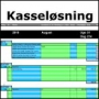 Kasselsning KASSEX 12 Licens